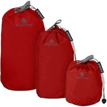 EAGLE CREEK - Pack-It Specter Stuffer Set S/M/L Volcano Red