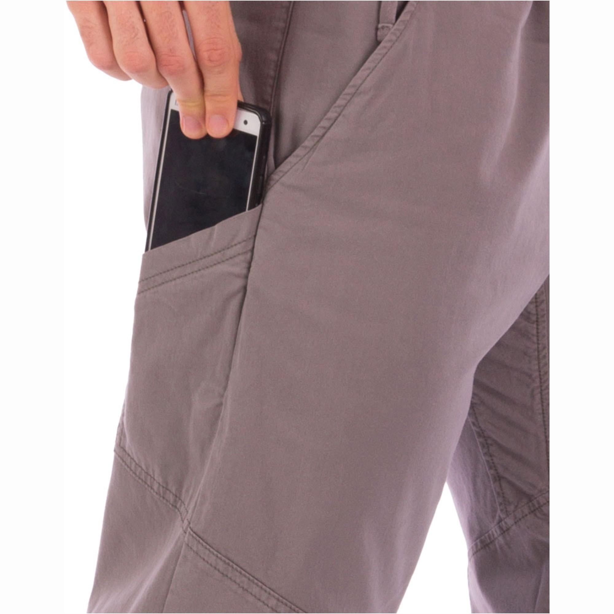 Third Rock Ramblas Long Pants - Yosemite Grey - Brush Pocket