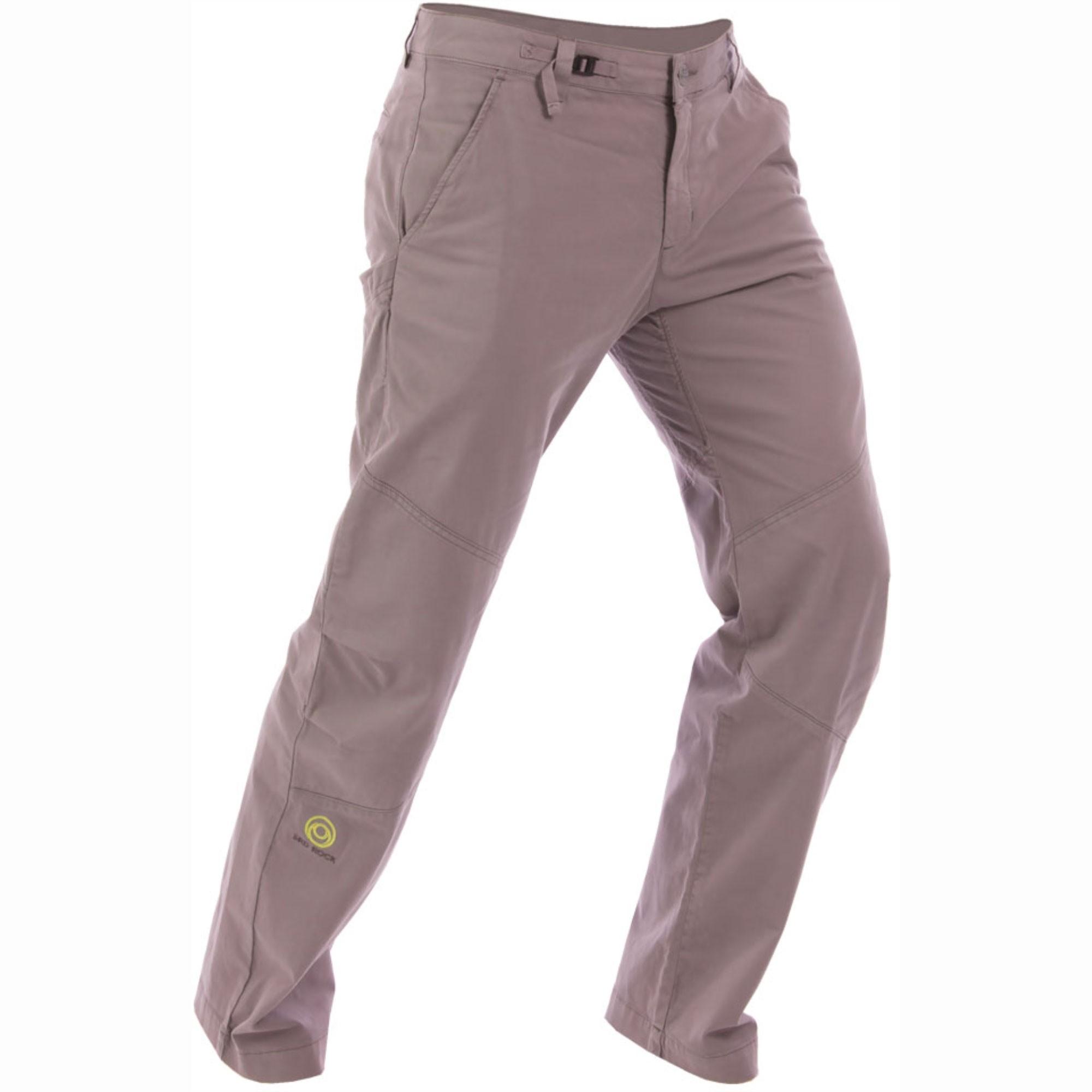 Third Rock Ramblas Long Pants - Yosemite Grey