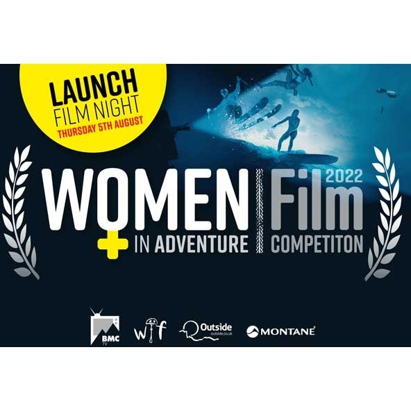 BMC 2022 Women in Adventure Film Competition Launch at Outside Cafe