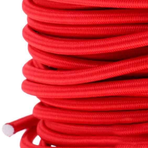 Allcord Shock Cord 4mm - Red