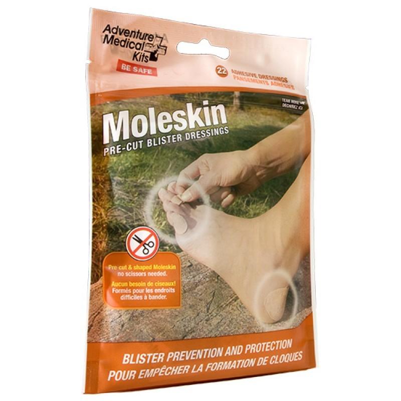 Moleskin Pre-Cut Blister Dressings