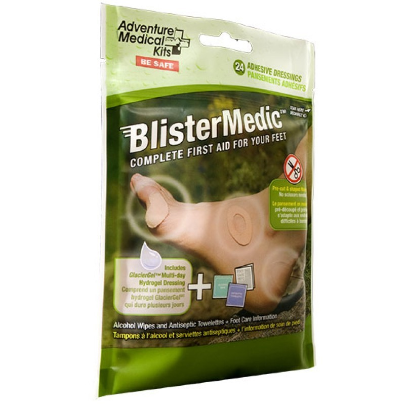 BlisterMedic Complete First Aid For Feet