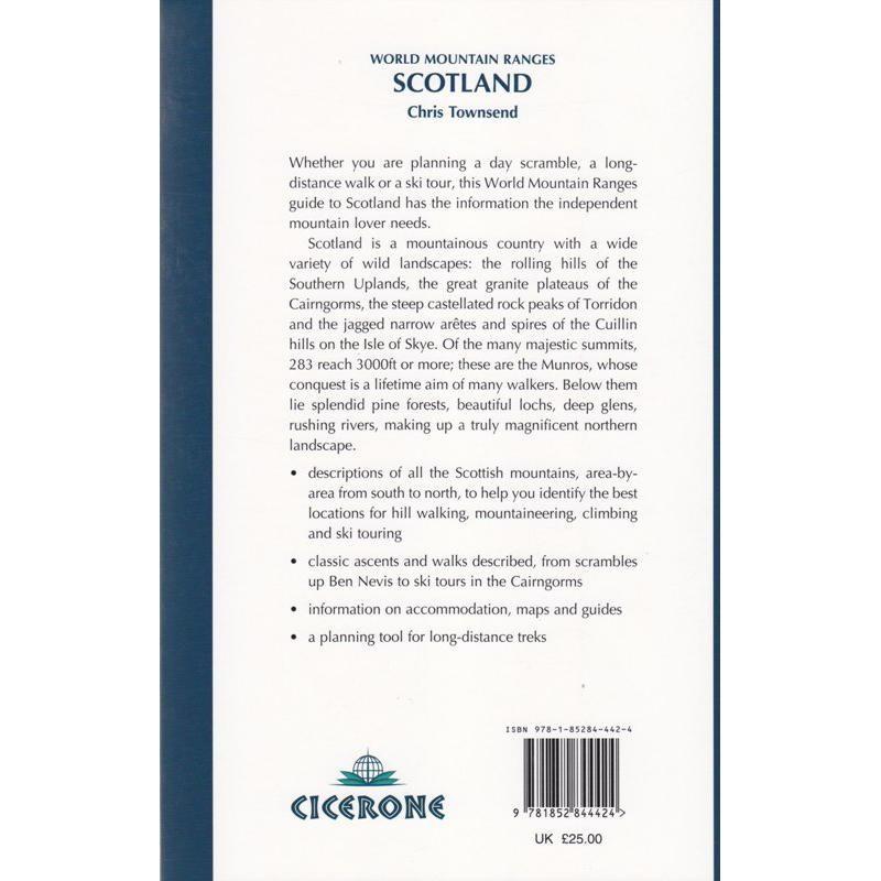 World Mountain Ranges: Scotland