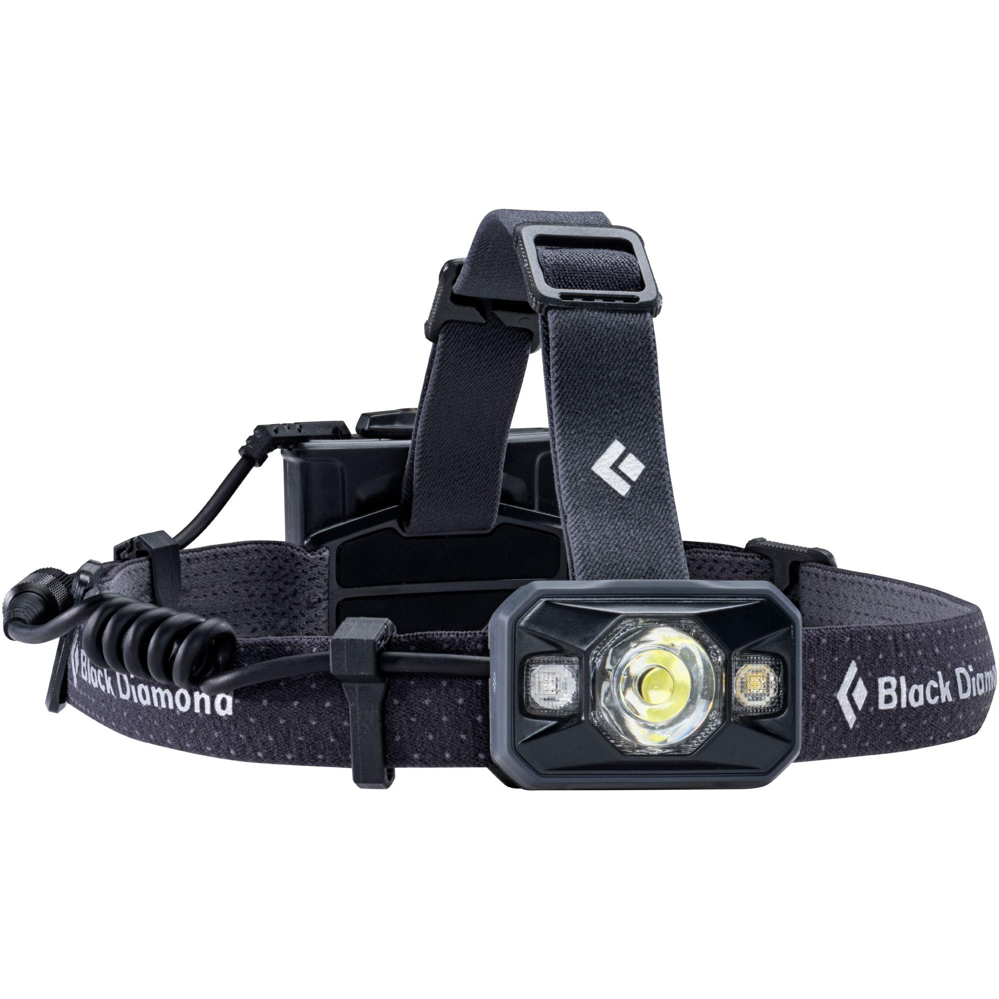 Black Diamond Icon Headtorch - Black