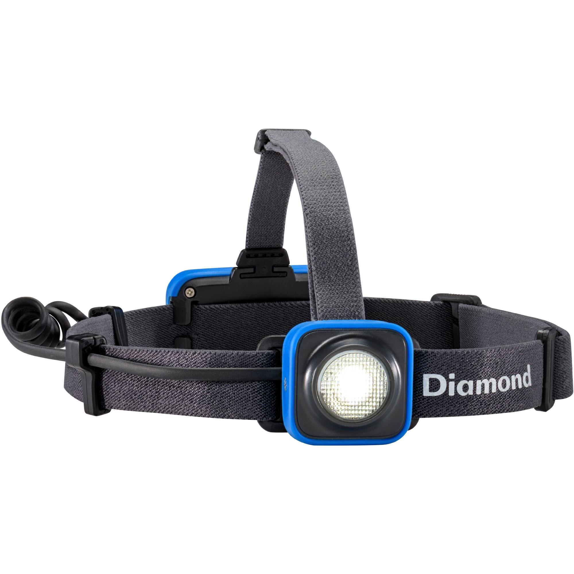 Black Diamond Sprinter - Smoke/Blue