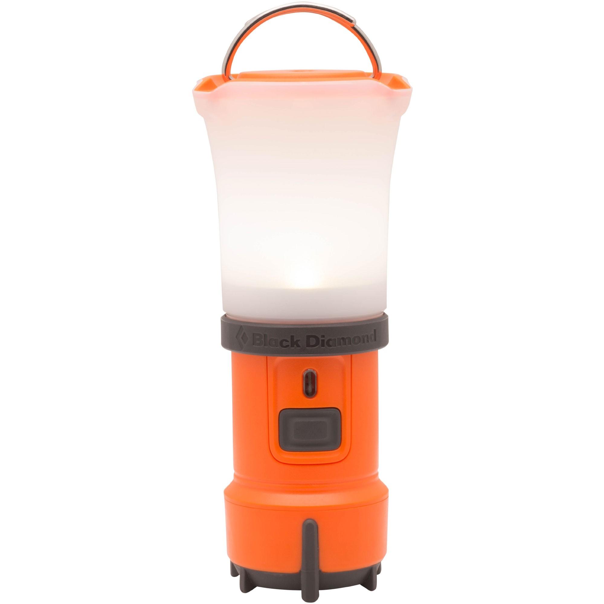 BLACK DIAMOND - Voyager Lantern Vibrant Orange