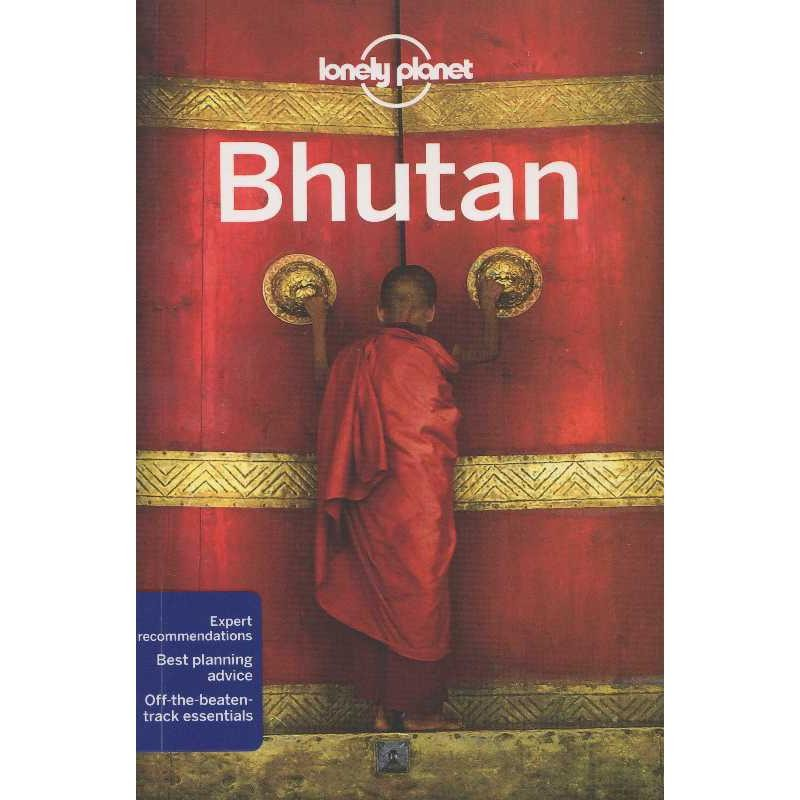 Bhutan by Lonely Planet