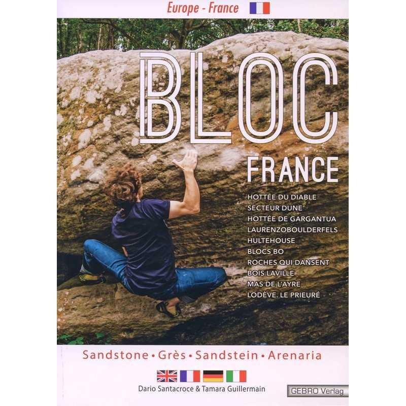 Bloc France: Sandstone by Gebro Verlag