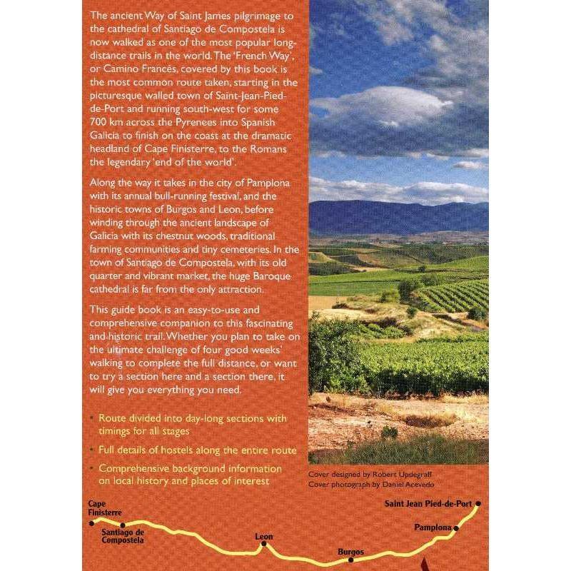 Camino de Santiago: The ancient Way of St James by Aurum Press