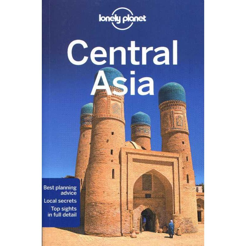 Central Asia by Lonely Planet