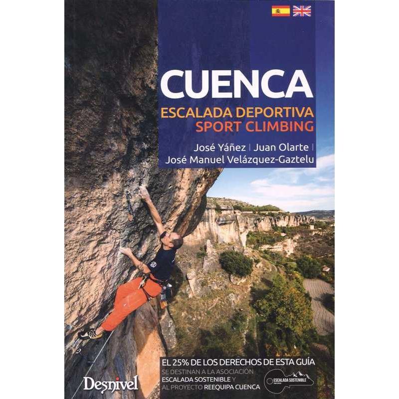 Cuenca Escalada Deportiva: Sport Climbing by Desnivel