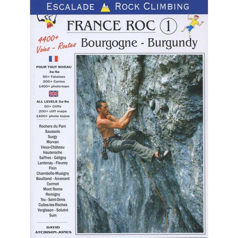 France Roc 1 Bourgogne Burgundy by Jingo Wobbly