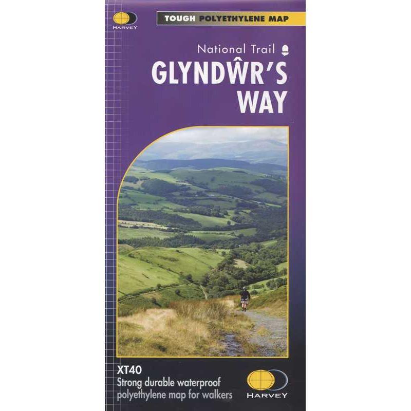 Glyndwrs Way National Trail by Harvey