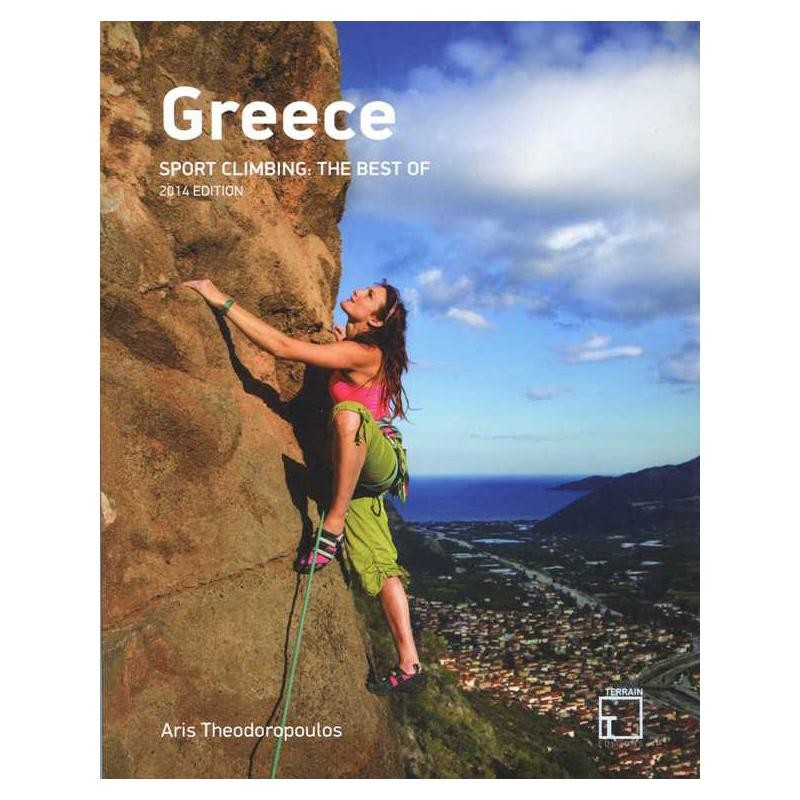Greece Sport Climbing: The Best of by Terrain Editions