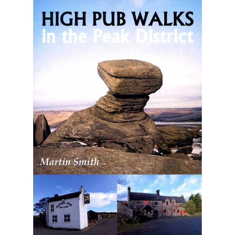 High Pub Walks in the Peak District by Sigma Leisure
