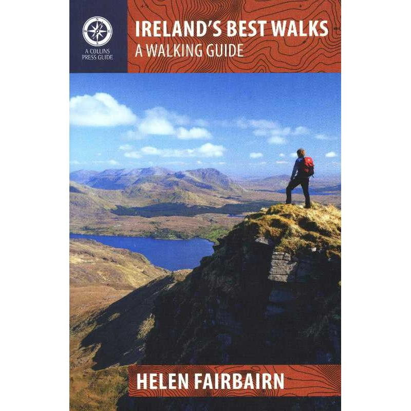 Irelands Best Walks: A Walking Guide by The Collins Press