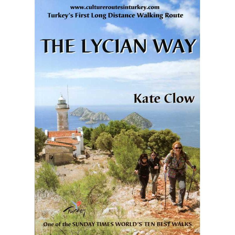 The Lycian Way: Turkeys First Long Distance Walk  by Upcountry
