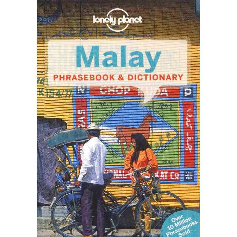 Malay: Phrasebook & Dictionary by Lonely Planet