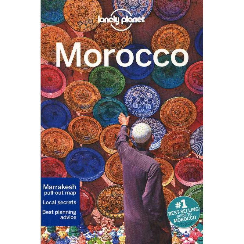 Morocco by Lonely Planet