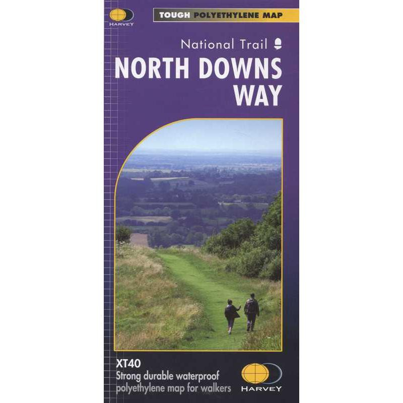 North Downs Way National Trail by Harvey