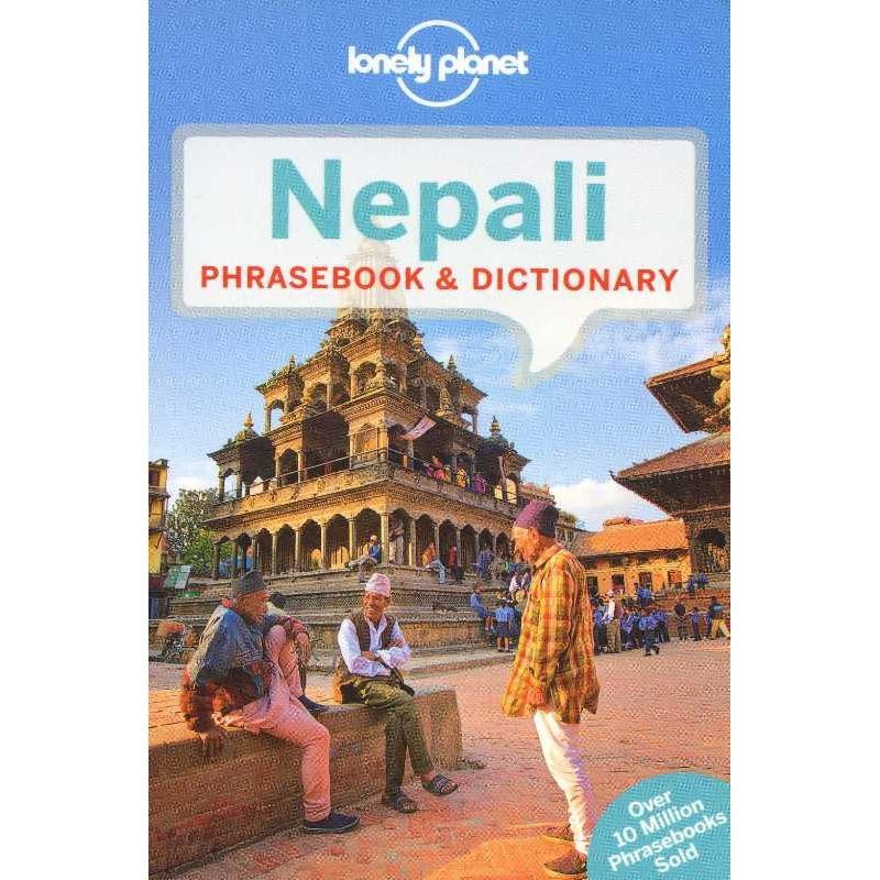 Nepali Phrasebook & Dictionary by Lonely Planet