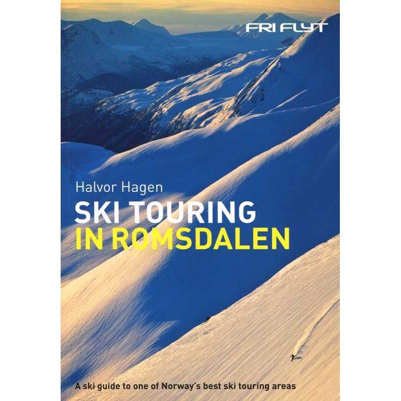 Ski Touring in Romsdalen by Fri Flyt