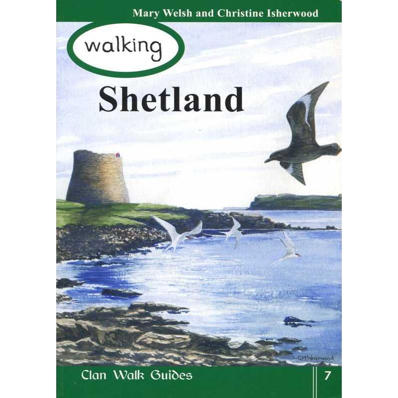 Walking Shetland