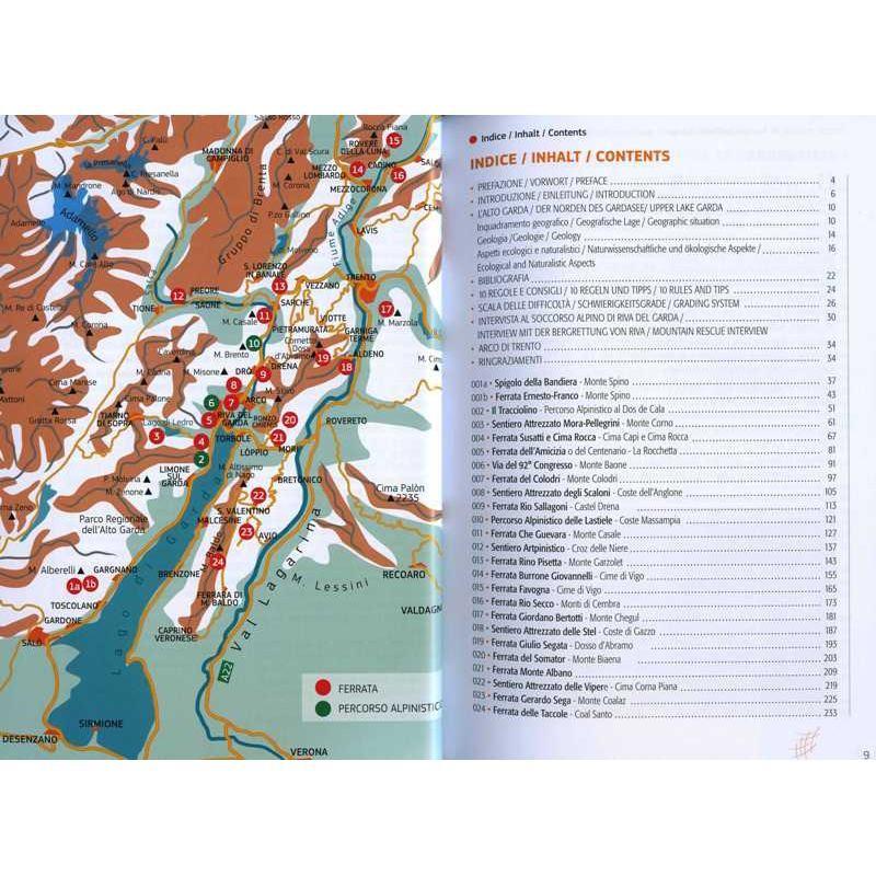 Via Ferratas in Lake Garda by Idea Montagna