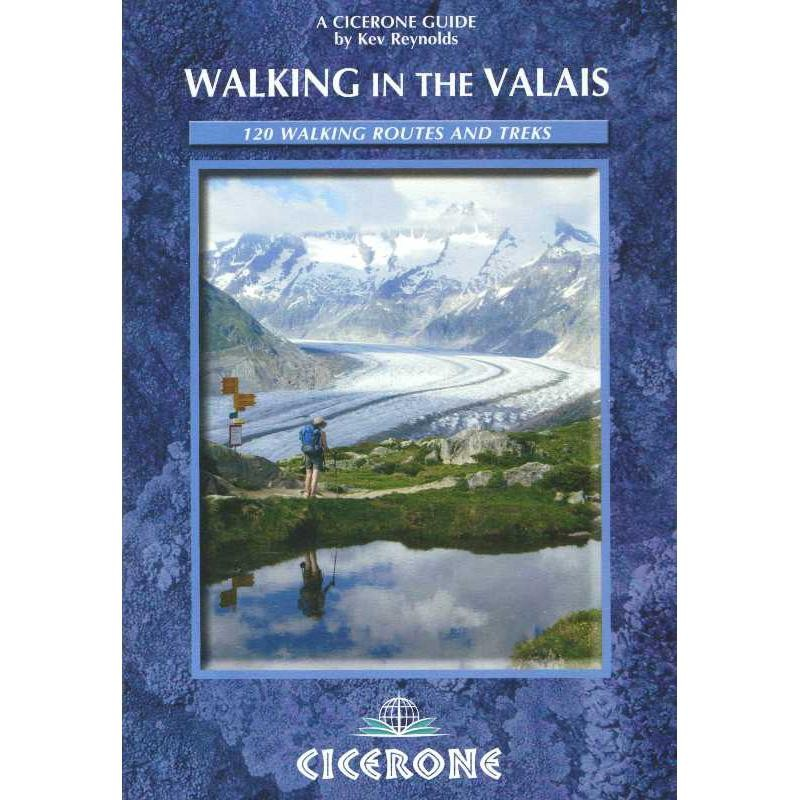 Walking in the Valais by Cicerone