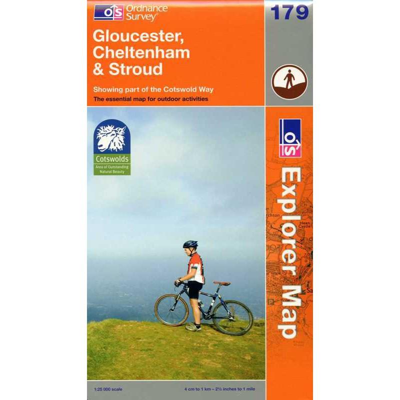 EXP179 Gloucester Cheltenham & Stroud