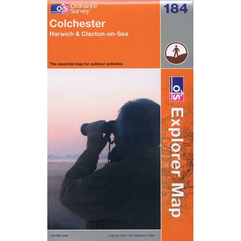 EXP184 Colchester: Harwich & Clacton-on-Sea