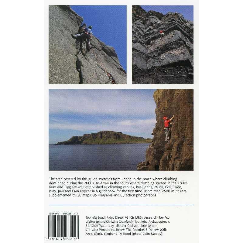 Inner Hebrides & Arran by Scottish Mountaineering Trust
