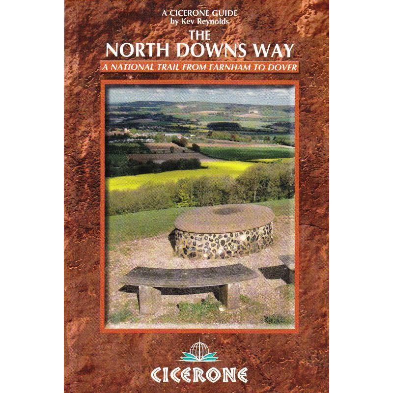 North Downs Way by Cicerone