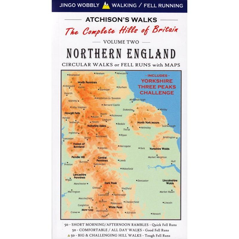 Atchisons Walks Volume 2: Northern England by Jingo Wobbly