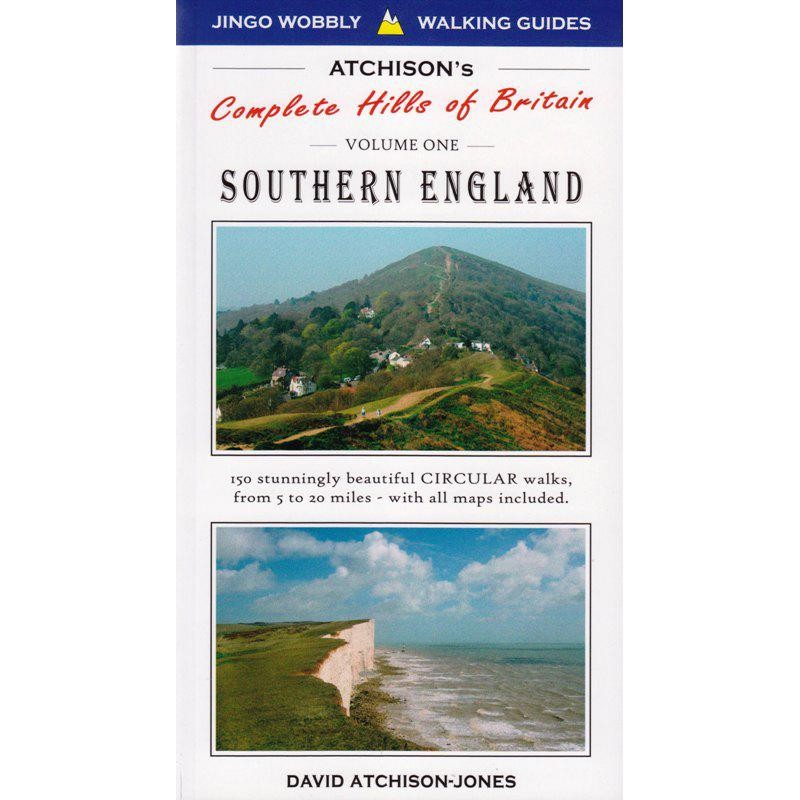 Atchisons Walks Volume 1: Southern England