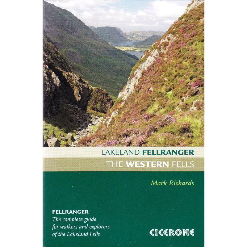 The Western Fells: Lakeland Fellranger by Cicerone