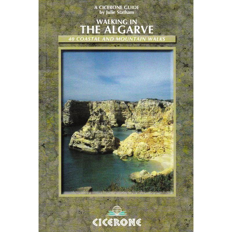Walking in the Algarve by Cicerone