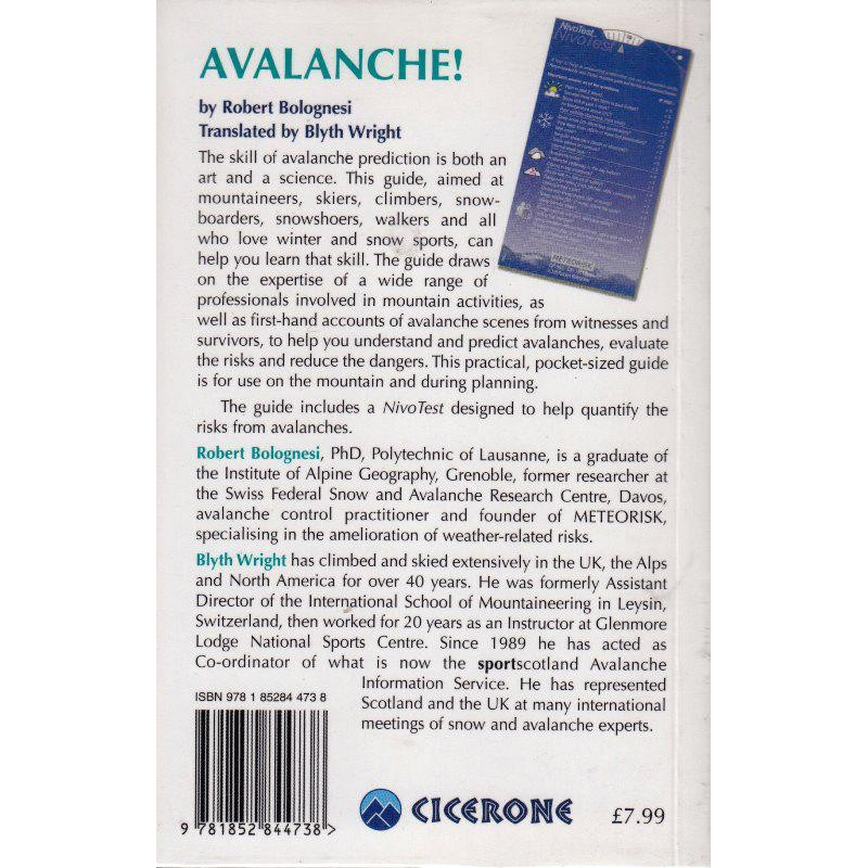 Avalanche by Cicerone