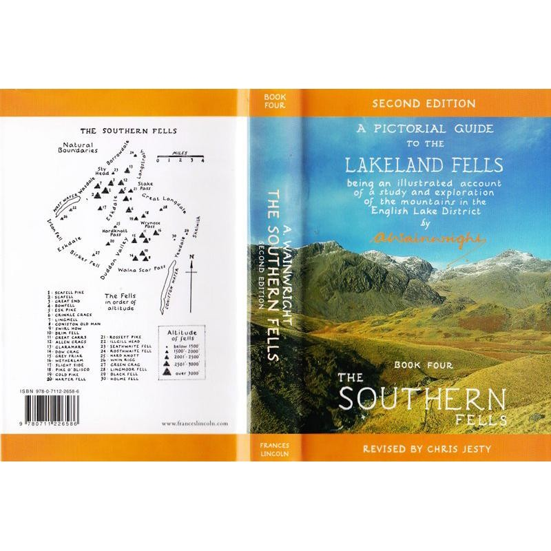 Southern Fells Book 4 by Frances Lincoln