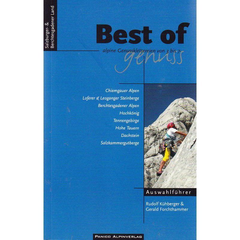 Best of Genuss Band 1 by Panico Alpinverlag