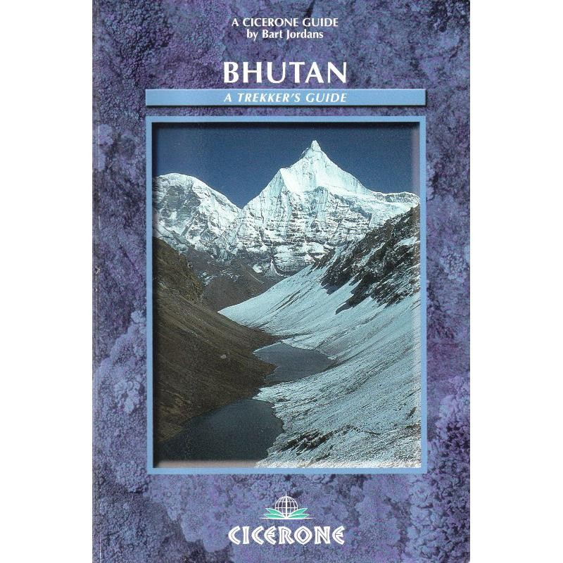 Bhutan: A Trekkers Guide by Cicerone