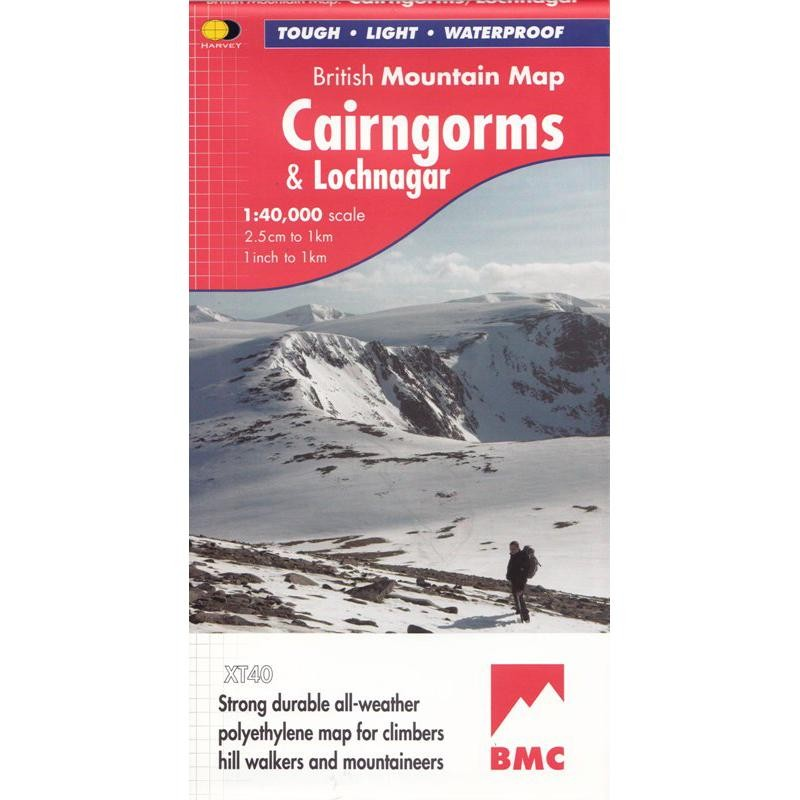Cairngorms & Lochnagar by BMC