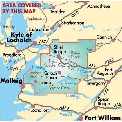 Knoydart Kintail & Glen Affric by BMC