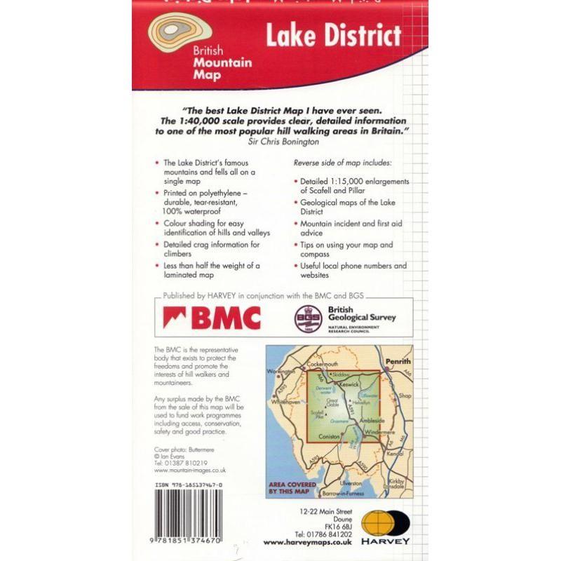 Lake District by BMC