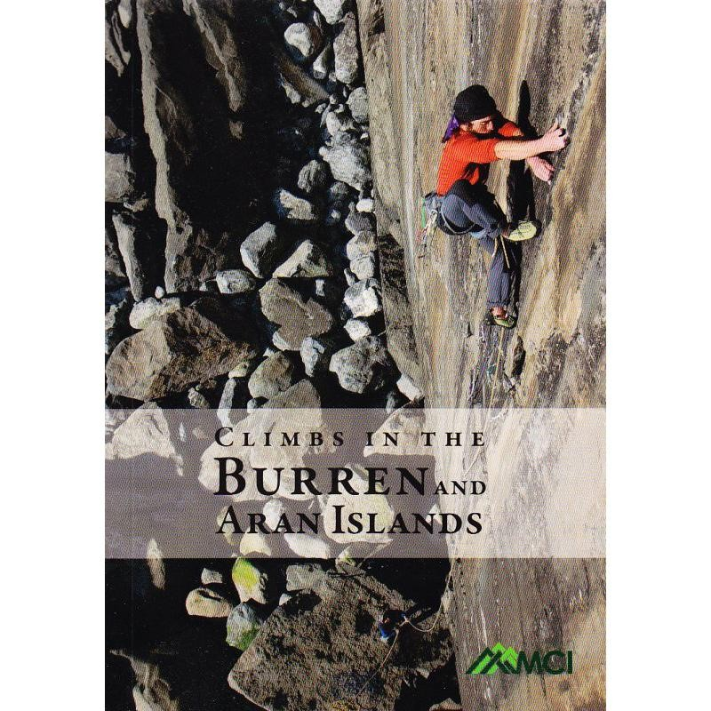 Burren and Aran Islands by Mountaineering Council of Ireland