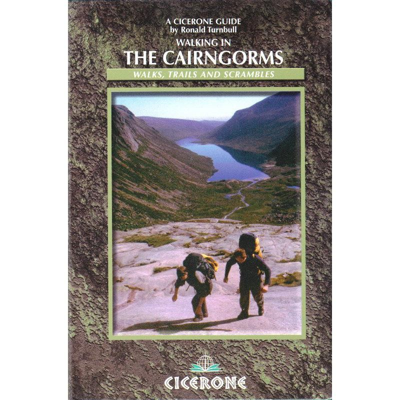 Walking in the Cairngorms by Cicerone