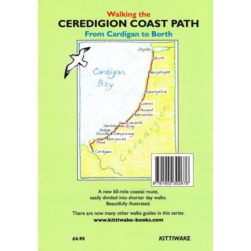Ceredigion Coast Path by Kittiwake