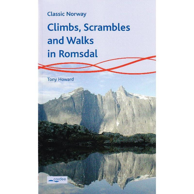 Climbs Scrambles and Walks in Romsdal by Cordee
