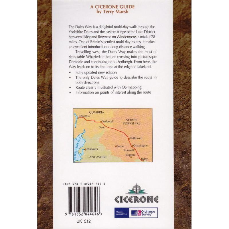 The Dales Way by Cicerone